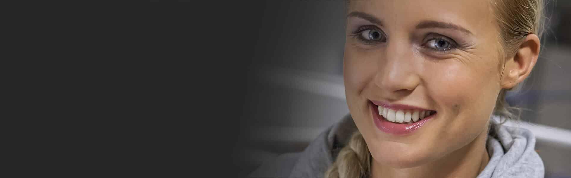 Maria Elin Olsson gjort en ögonlaseroperation med NoCut®-metoden.