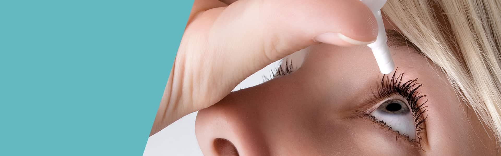 Torra ögon - E-Eye